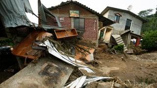 123 Tote bei Unwettern in Mexiko