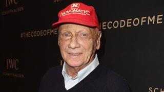 Niki Lauda wird 70