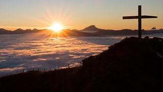 «Warum sollen ausschliesslich Kreuze auf Gipfeln stehen?»