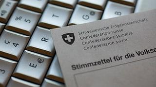 Per Mausklick entscheiden: E-Voting für alle in Basel-Stadt