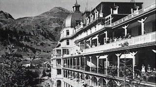 Video «Davos – die deutsche Zitadelle» abspielen