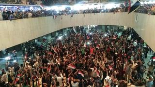 Irac: Crisa politica escalescha