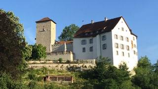 Schloss Wildenstein bewegt sich im Graubereich der Legalität