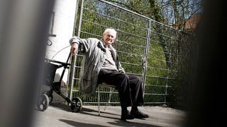 Buchhalter von Auschwitz bekennt sich schuldig