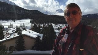 Anecdotas dad Eugen Peter al maraton da l'Engiadina