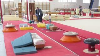 Grösster Aargauer Indoor-Spielplatz eröffnet