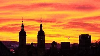 Der Himmel brennt (Artikel enthält Bildergalerie)