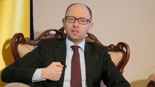 Ukraine auch beim dritten Runden Tisch kompromisslos