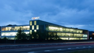 Freiburger Comet mit markant mehr Umsatz und Gewinn