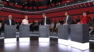 «Arena»: Wie wird die Zuwanderung geregelt?