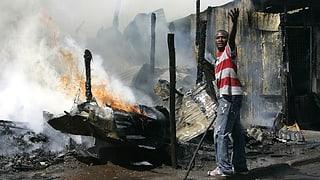 Weltstrafgericht: Prozess gegen Kenias Führer hat begonnen