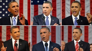 Obamas Reden an Nation: Ein Mix aus Pathos, Visionen und Einsicht