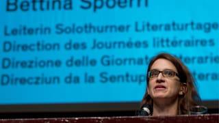 Neue Aufgabe für Bettina Spoerri