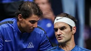 Laver Cup: Federer und Nadal bilden wieder ein Gespann