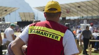 Samariter wehren sich gegen zu viele Vorschriften