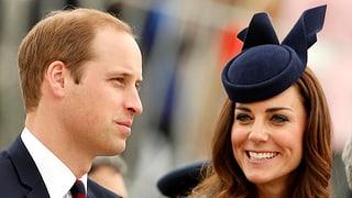 Herzogin Kate beweist ein gutes Hütchen