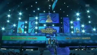 Hochkarätige Live-Acts an Grammy Awards