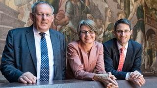 Keine Entscheidung im 1. Wahlgang - Engelberger vor Bernasconi