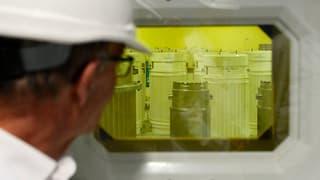Atommüll wieder aus dem Ausland zurück – zum letzten Mal