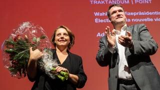 Levrat reelegì e Marra nova vicepresidenta