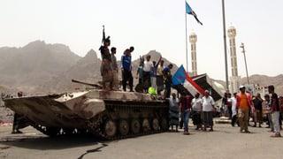 Im Jemen wendet sich das Blatt