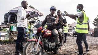Angst vor rascher Ebola-Ausbreitung im Kongo
