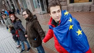 Junge Ukrainer suchen ihr Glück – in der EU