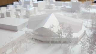 Zum hundertjährigen Jubiläum soll der HC Davos 2021 eine sanierte Eishalle erhalten