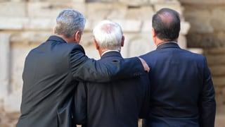 Mehr als nur eine Geste: Gauck besucht Oradour-sur-Glane