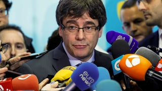 Puigdemont verzichtet auf katalanisches Präsidentenamt