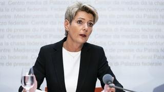 Bundesrat will neue Waffenrichtlinien bald möglichst umsetzen