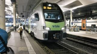 BLS will Fernverkehrslinien doch nicht übernehmen