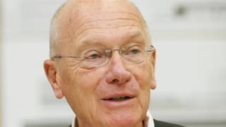 Carl Fingerhuth: «Rocheturm ist viel zu monumental»
