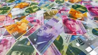 Rechnung Schwyz schliesst 2014 mit Rekorddefizit