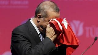 Niemand will unter Erdogan regieren