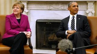 Merkel und Obama erhöhen Druck auf Russland
