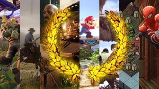 Die 11 besten Games des Jahres 2018