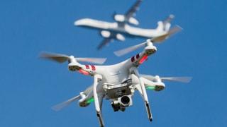 Narrenfreiheit für leichte Drohnen