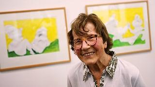 Mutige Bilder bis zuletzt - die Malerin Maria Lassnig ist tot