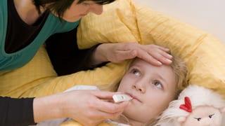 Grippefälle steigen stark an