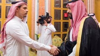 Famiglia Khashoggi vul sepultura a Medina