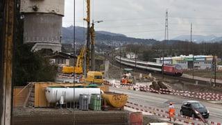 Grünes Licht für die Tunnel-Bohrmaschine am Eppenberg