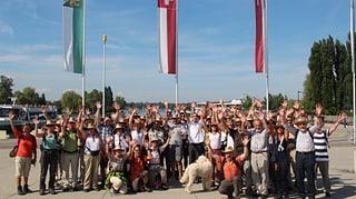 Zweite Etappe endet am Bodensee (Artikel enthält Bildergalerie)