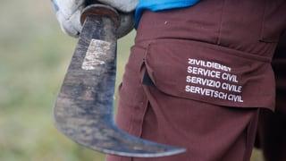Hürden für den Zivildienst sollen erhöht werden