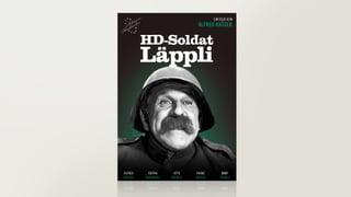 Läppli: HD-Soldat Läppli