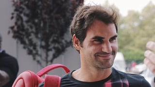 Gutes Zeichen: Federer trainiert in New York