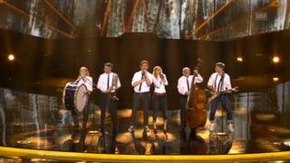 Eurovision-Aus für «Takasa» im Halbfinal