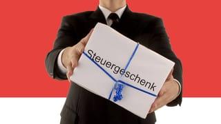 Solothurn stürzt sich in den Steuerwettbewerb