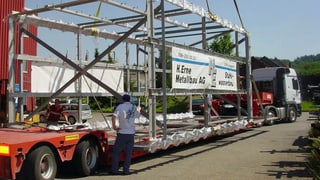 60 Stellen weg: Erne Metallbau in Leuggern macht dicht