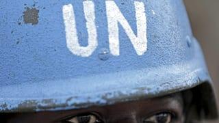 Frankreich fordert Blauhelm-Einsatz für Mali